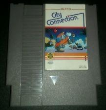 JALECO CITY CONNECTION- NES W/DUST COVER