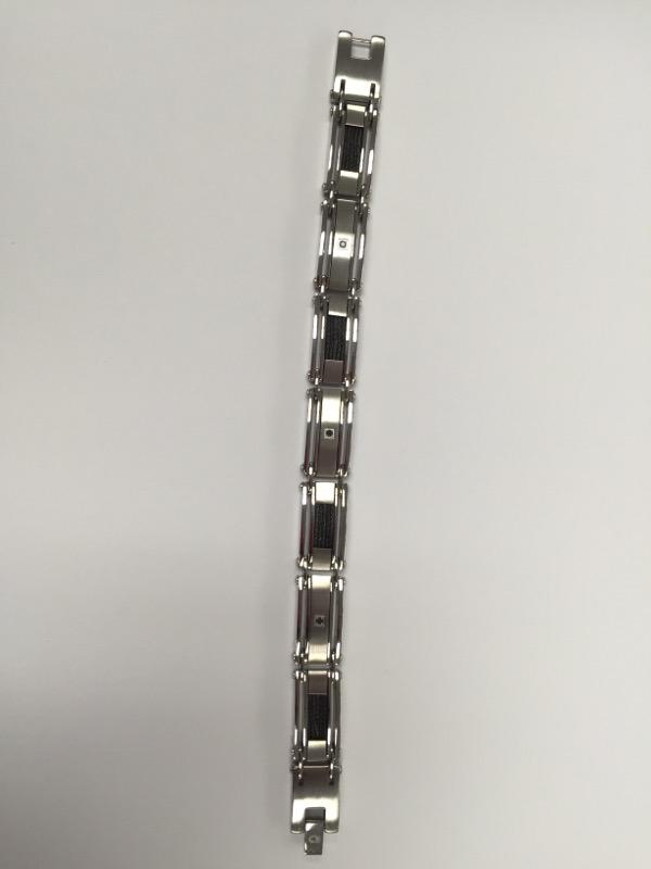 Bracelet Silver Stainless 76.1g