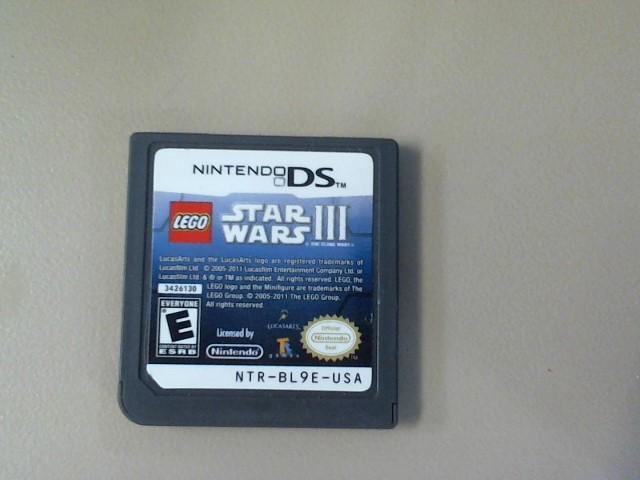 STAR WARS 3 -DS