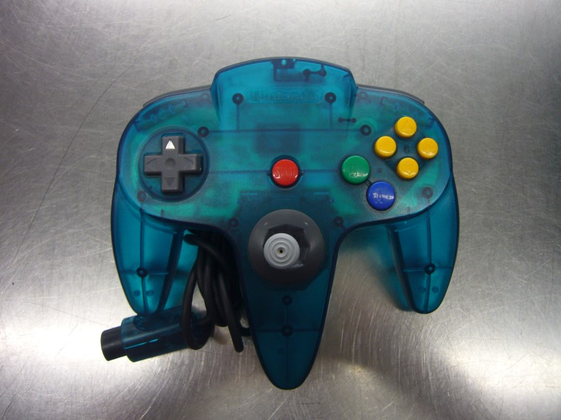 NINTENDO Video Game Accessory NUS005 N64 CONTROLLER