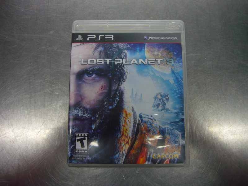 SONY PlayStation 3 Game LOST PLANET 3