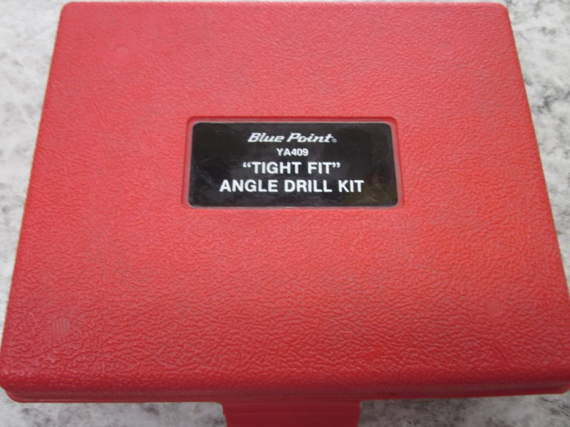BLUE POINT YA409 ANGLE DRILL KIT