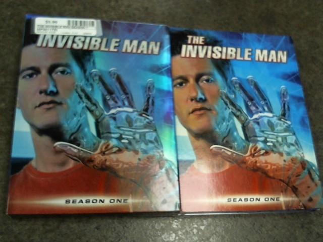 THE INVISIBLE MAN SEASON 1