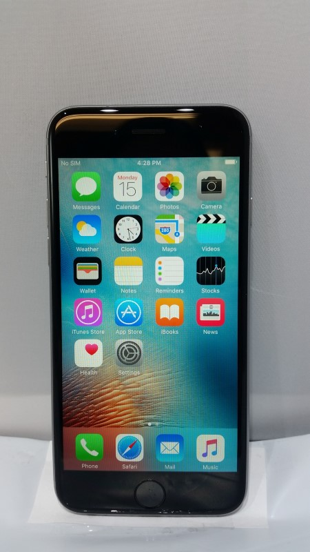 Apple Iphone 6S 16gb A1688 TMobile Space Gray *PLEASE READ*