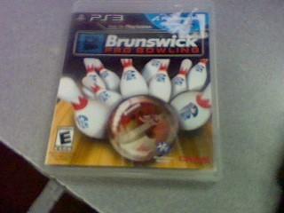 SONY Sony PSP Game BRUNSWICK PRO BOWLING