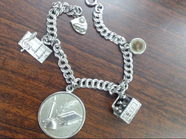 Silver Bracelet 925 Silver 21.9g