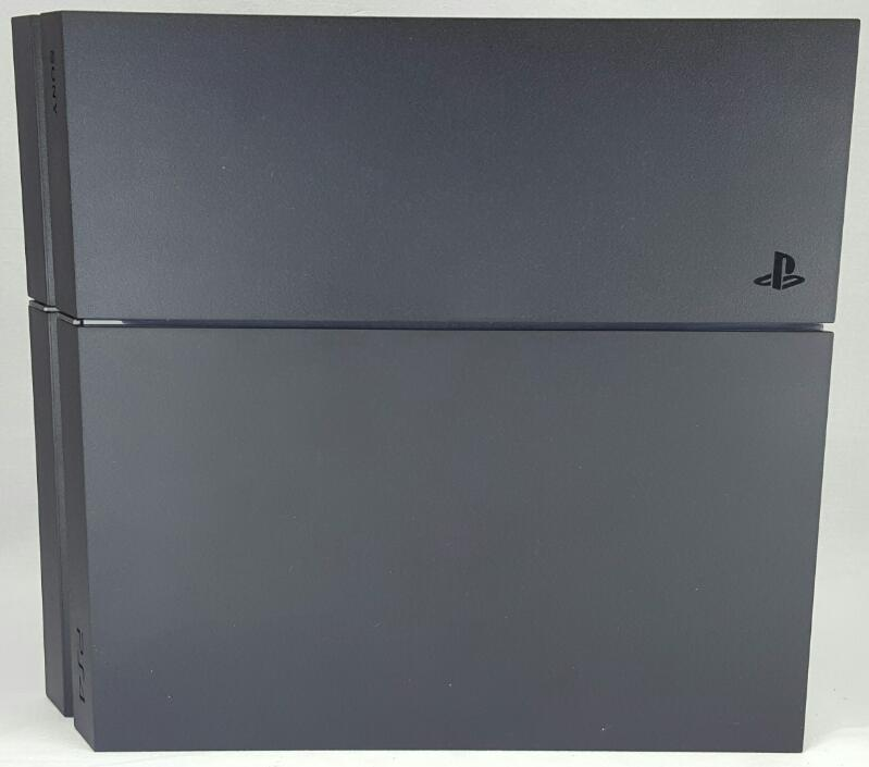 Sony Playstation 4 Console Black 500gb CUH-1215A