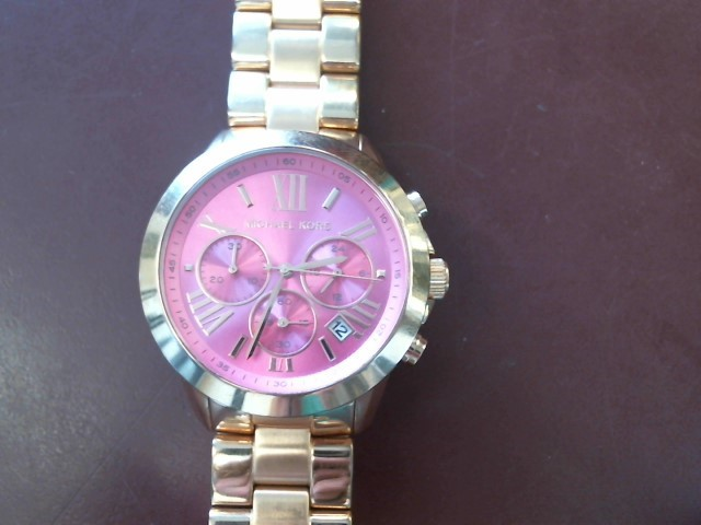 MICHAEL KORS Lady's Wristwatch MK-6191
