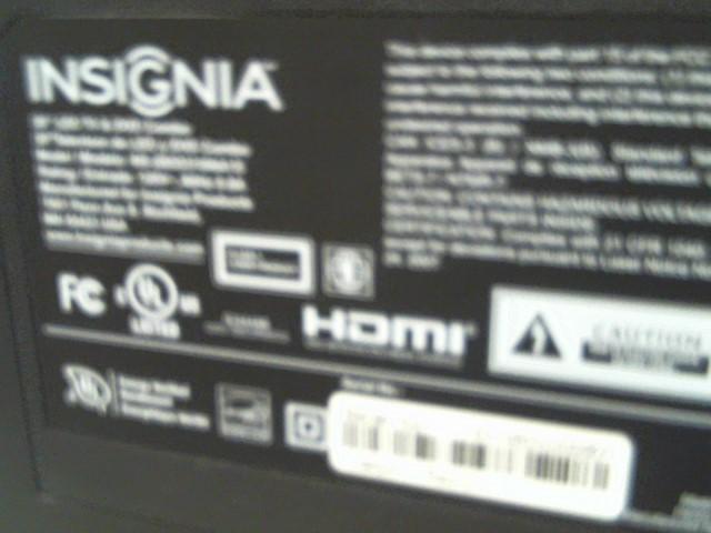 INSIGNIA Flat Panel Television NS-28DD310NA15