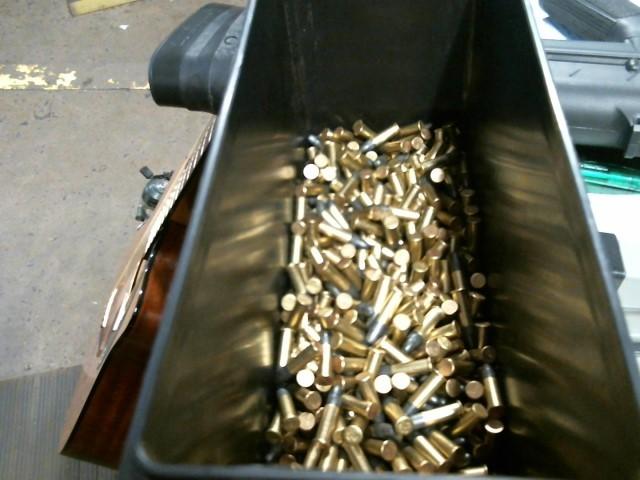 REMINGTON FIREARMS & AMMUNITION Ammunition .22 THUNDERBOLT 22 LONG RIFLE