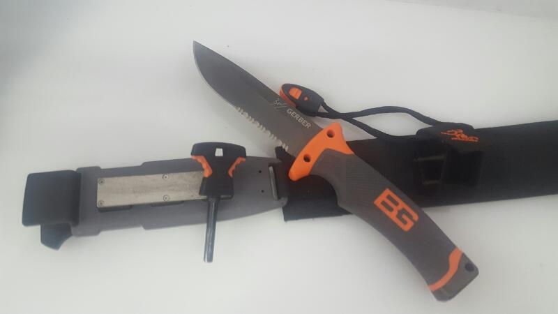 GERBER Hunting Knife 0870315B2