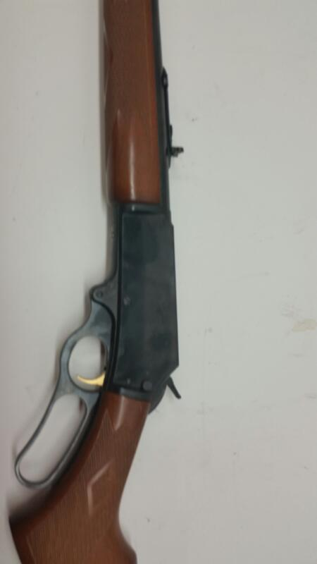 Marlin Model: 336W Lever-Action 30-30