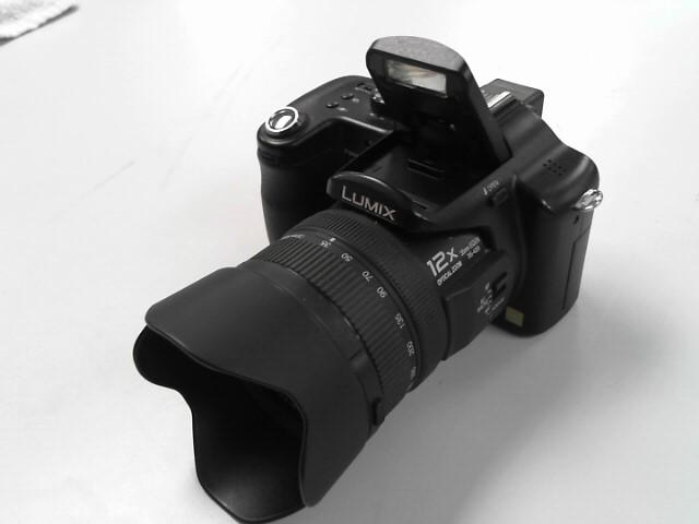 PANASONIC Digital Camera DMC-FZ30 LUMIX