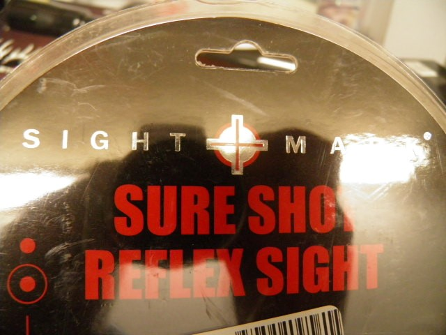 SIGHT MARK Hunting Gear Reflex Sight