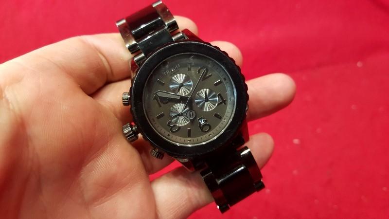 NIXON Gent's Wristwatch MINIMIZE 40/20 CHRONOGRAPH