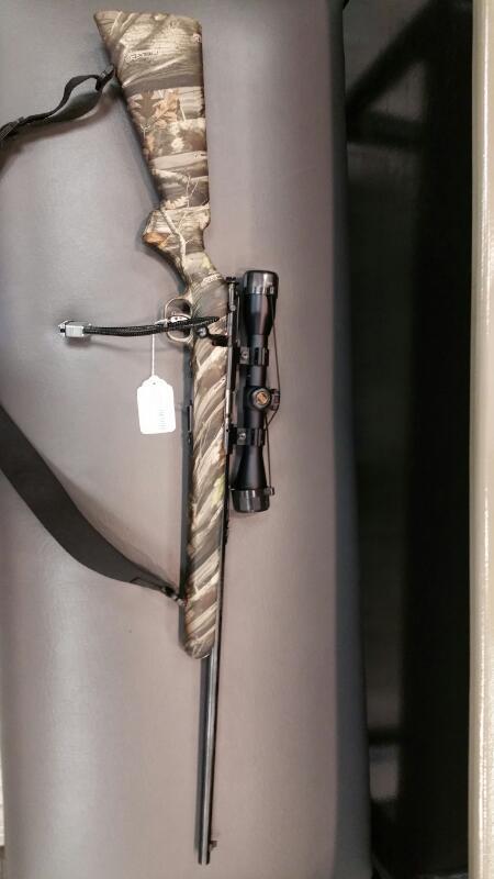 SAVAGE ARMS Rifle MARK 2