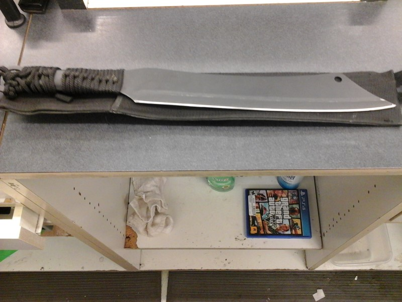 HERO EDGE KNIVES Hunting Knife K-1020-3