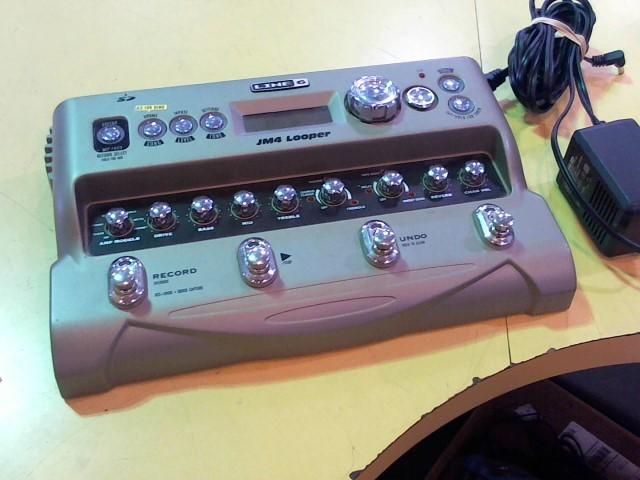LINE 6 Musical Instruments Part/Accessory JM4 LOPPER