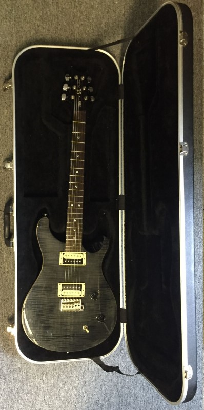 PAUL REED SMITH PRS Electric Guitar SE CUSTOM W/ Hard Shell Case