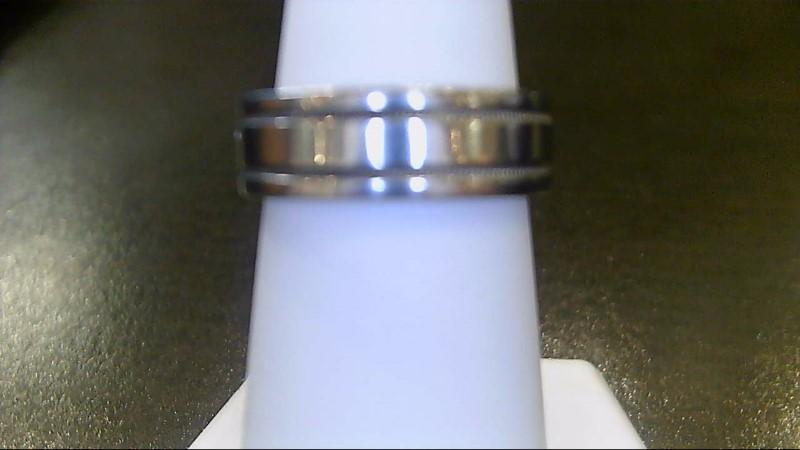 Lady's Platinum Wedding Band 950 Platinum 6.3g Size:5.3