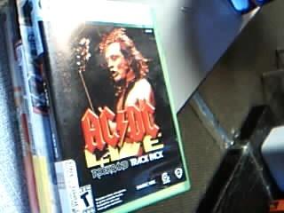 ACDC LIVE Xbox 360