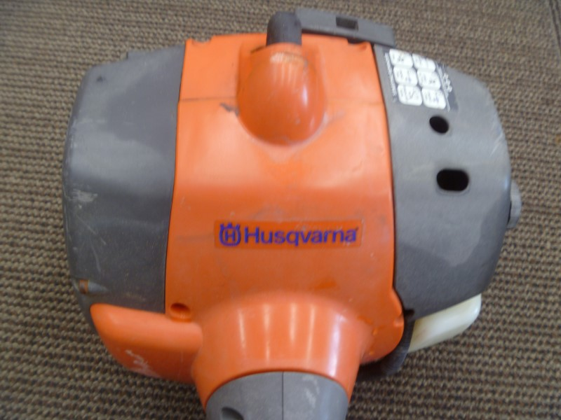 HUSQVARNA 128LD 28-CC 2-CYCLE 17-IN STRAIGHT SHAFT GAS STRING TRIMMER