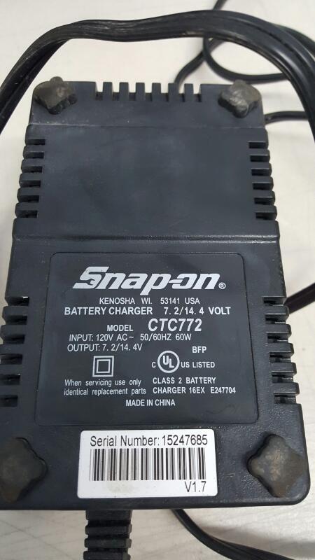 Snap-On CTRS761 MicroLithium Cordless Reciprocating Saw Kit
