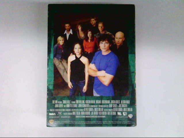 DVD SMALLVILLE SEASON 4