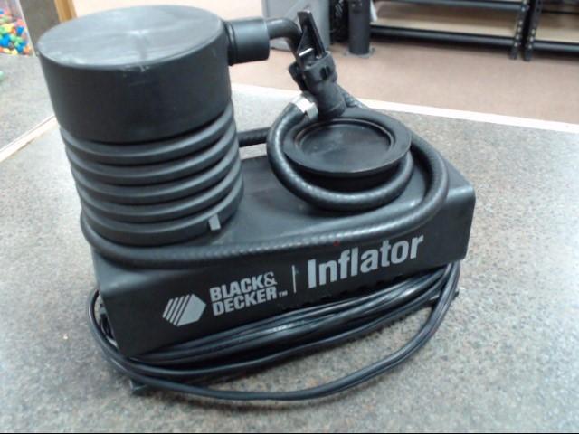 BLACK&DECKER INFLATOR