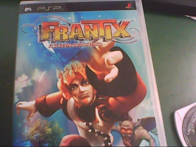 SONY PSP FRANTIX
