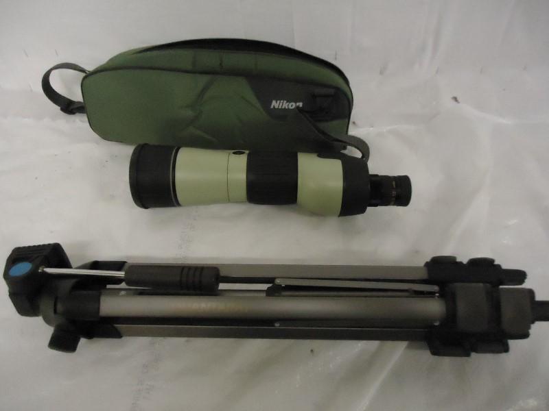 NIKON Binocular/Scope FIELDSCOPE