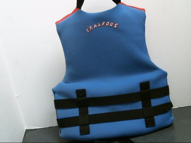 ORAGEOUS Water Sports LIFE VEST