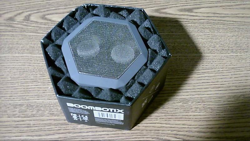 BOOMBOTIX BLUETOOTH SPEAKER REX-GRY-02