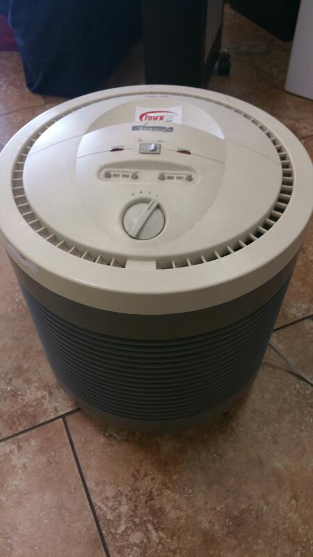 KENMORE AIR PURIFIER & HUMIDIFIE