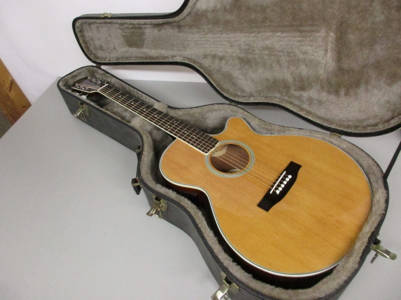 EPIPHONE EO-1 ORVILLE SERIES ACOUSTIC/ELECTRIC GUITAR