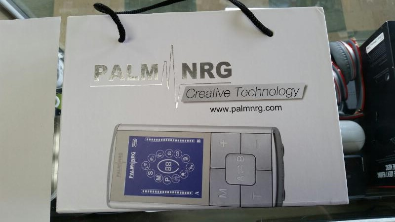 PALM NRG PALM-12, (TENS) PAIN RELIEF DEVICE