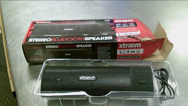 XTRAEM BLUETOOTH SPEAKER SPBT1
