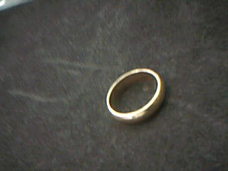Gent's Gold Ring 14K Yellow Gold 3.03g