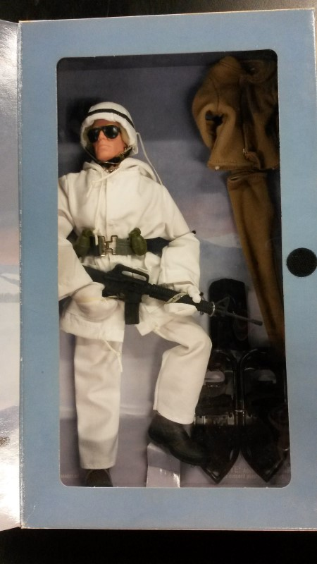 HASBRO Collectible Plate/Figurine GI JOE CLASSIC COLLECTION