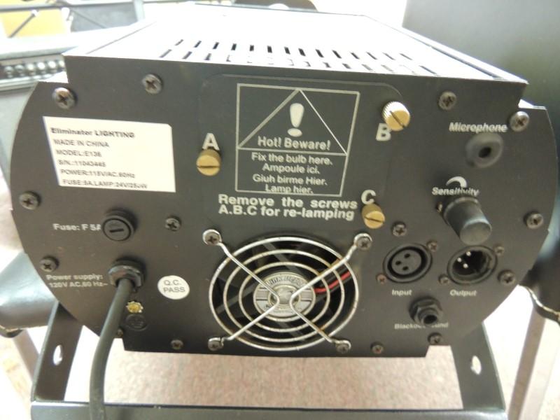 Eliminator Lighting e136 Instigator 1.0