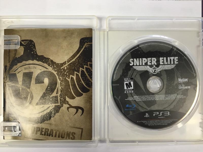 Sniper Elite V2 - (Sony Playstation 3, 2012)