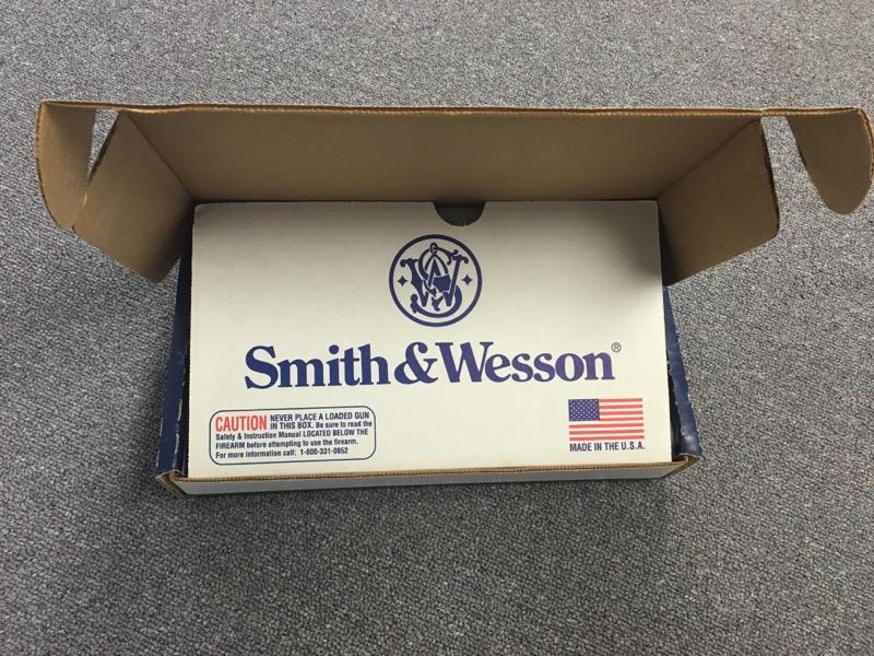 Smith & Wesson - M&P Shield 9 Original Box - Cardboard Box Only