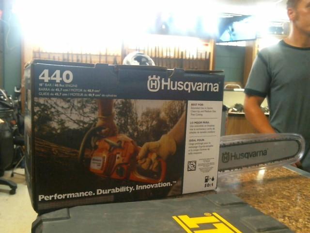 HUSQVARNA Chainsaw 440