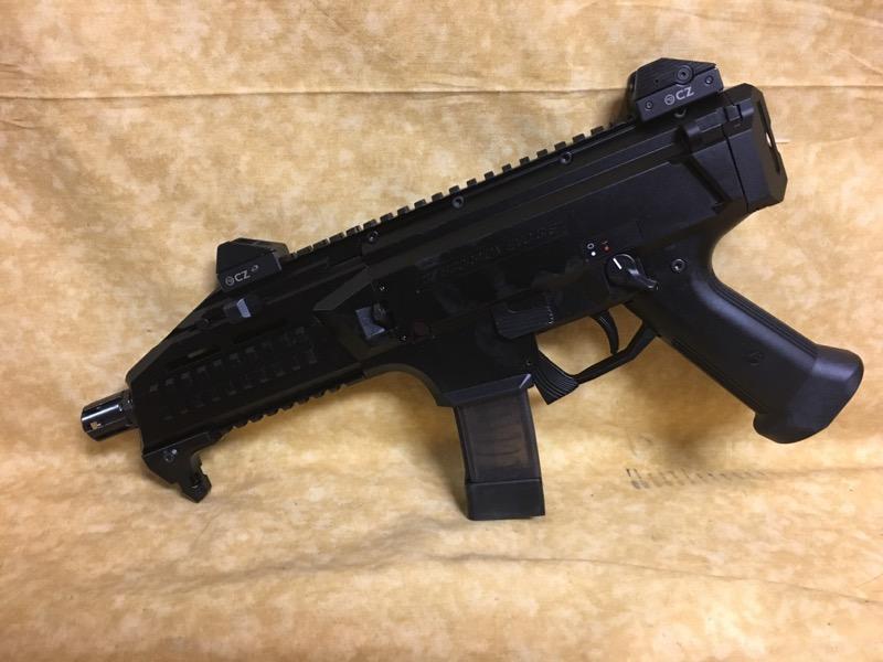 CZ ARMS Pistol SCORPION EVO3