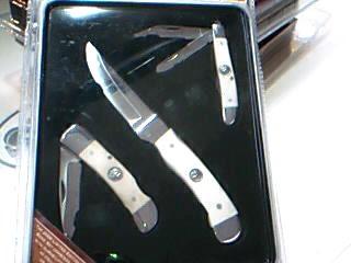 WINCHESTER Pocket Knife KNIFE SET