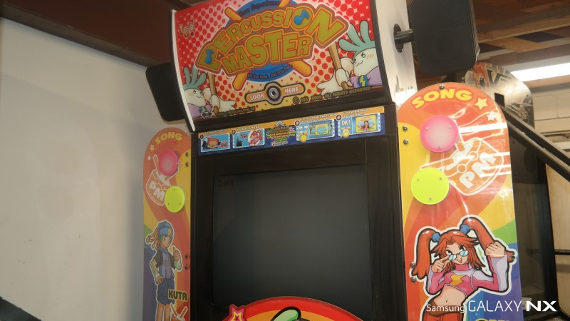 PERSCUSSION MASTER Home Media System ARCADE 600