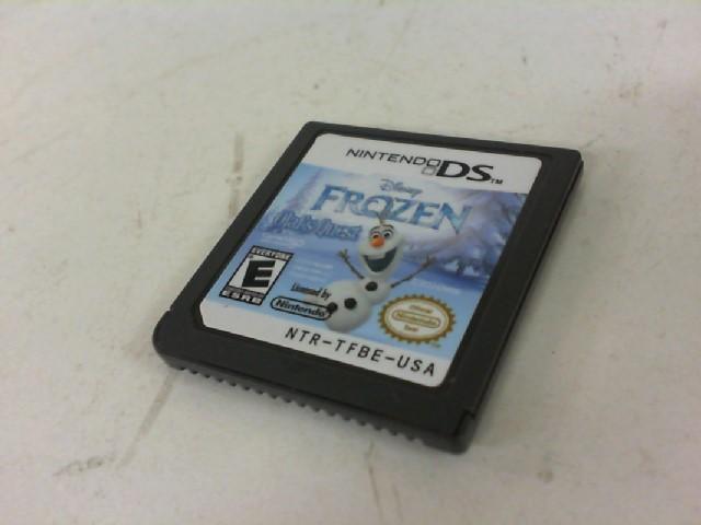 NINTENDO Nintendo 3DS Game FROZEN OLAFS QUEST