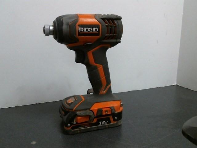 RIDGID TOOLS Combination Tool Set R86034
