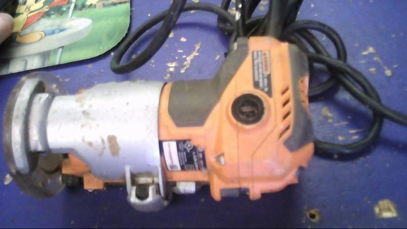 RIDGID TOOLS Roto Zip 1 1/2 120V PEAK HP COMPACT ROUTER