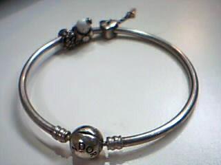 Pandora Silver Bracelet 925 Silver 17.2g